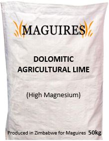Dolomitic Agricultural Lime